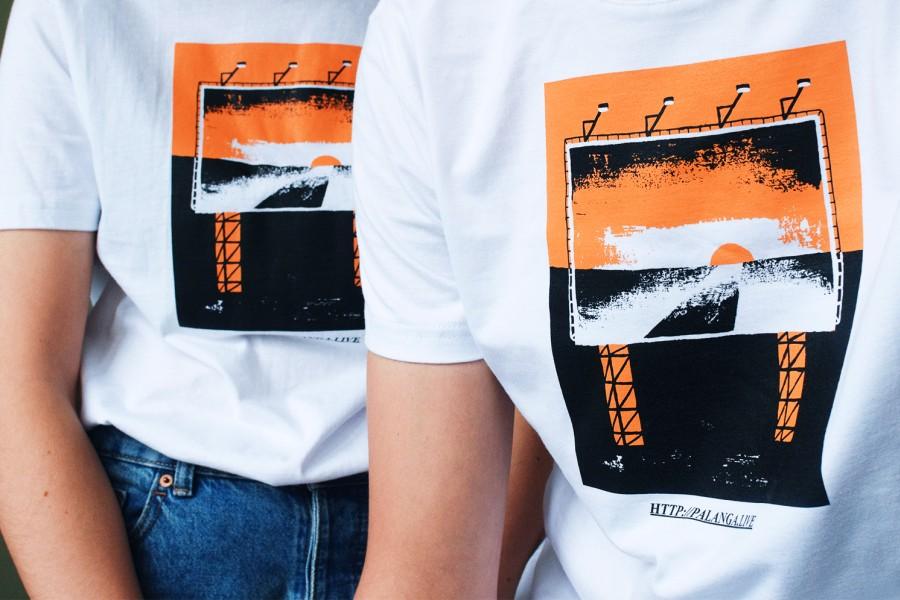First edition PSR T-Shirt by Trafik