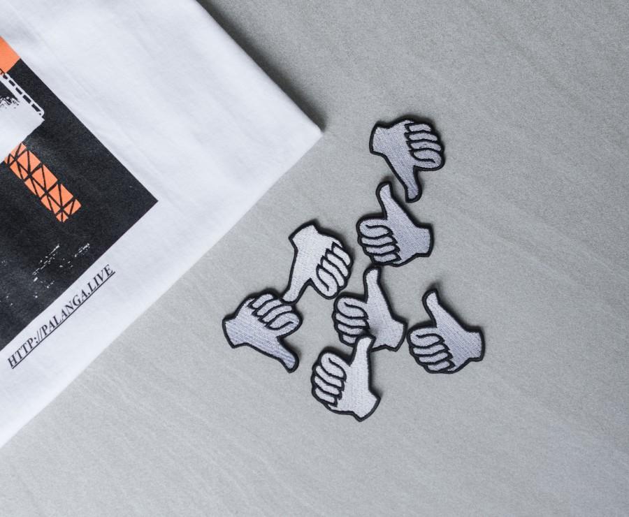 PSR Logo Textile Patch
